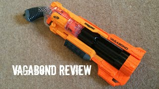 Nerf Doomlands 2169 Vagabond Unboxing, Review & Range Test