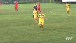 S.Donato Tavarnelle-Anzio 2-3 Eccellenza Spareggi Finale Ritorno