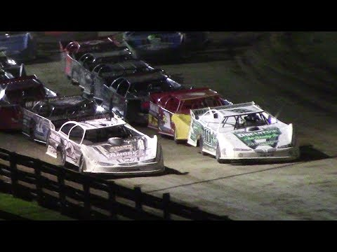 Super Late Model Feature | Little Valley Speedway | Pete Loretto Memorial | 7-3-17