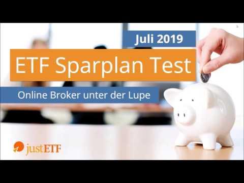 Etf Sparplan Test