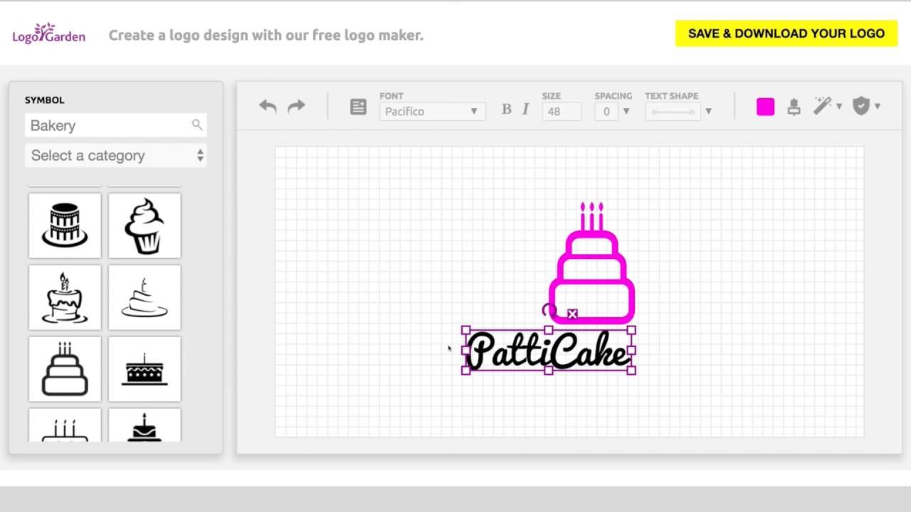 Bakery Logo Sample Youtube