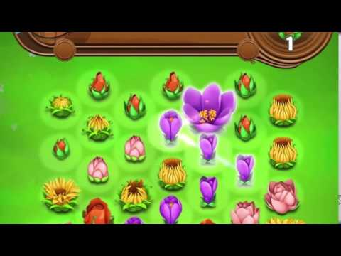 Blossom Blast Saga I Out Now On Mobile! I King Games