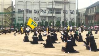 2015大阪市立工芸高等学校 応援団【映像】