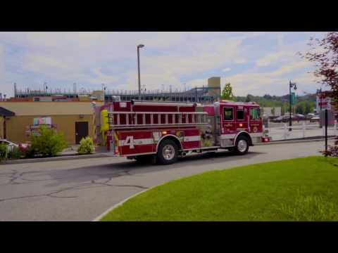 Fitchburg, MA - Firefighting America Series