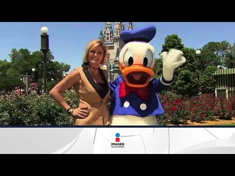 Walt Disney Orlando, Veracruz y Chiapas. De Tour 15/06/13