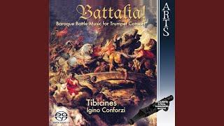 Modo per imparare a suonare di Tromba (1638) : Seconda Imperiale - Entrata - Toccata -...