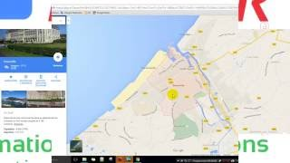 #GoogleMaps - PART.2 - Explorer la carte, les vues (satellite, relief, photos)