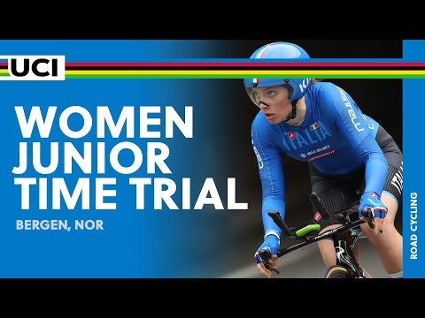 2017 UCI Road World Championships - Bergen (NOR) / Women's Junior Time Trial