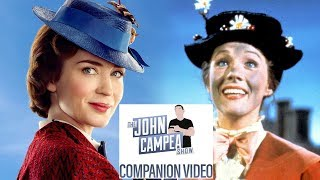 Do You Need To See Mary Poppins To Understand Mary Poppins Returns? - TJCS Companion Video