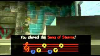 LoZ Hymne des Sturms  Metal Version