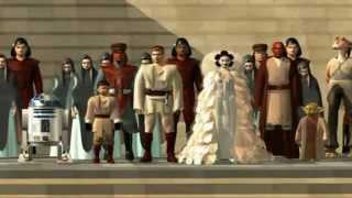Star Wars Episode 1 The Phantom Menace Walkthrough Gameplay