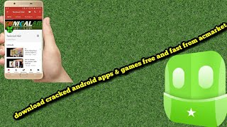 Gambar cover AC Market(download cracked android apps & games free and fast from acmarket)