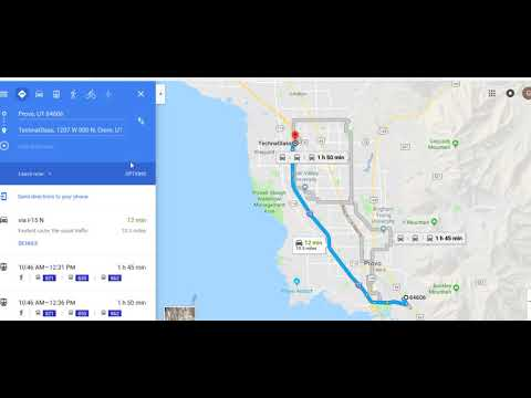 Free GMB Maps Training - Rank With Driving Directions - GMB Master Academy