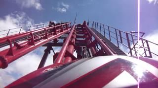 El Búmeran del Parque de Diversiones, ESTRENO ¡¡¡ Vista en Primer Asiento, 24/Nov/2012 HD thumbnail