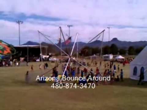 Euro Bungee Bungee Trampoline rentals Phoenix  Scottsdale AZ