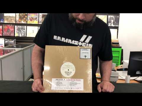 Bob Dylan - Blood On The Tracks  - Test Pressing Unboxing Record Store Day 2019 RSD Mp3