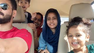My First Vlog With My Sweet Family | Basheer Bashi | Suhana | Mashura