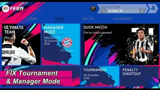 FIFA 19 MOD FIFA 14 ANDROID OFFLINE NEW FACE KITS & TRANSFER UPDATE + Fix tournament & Manager mode
