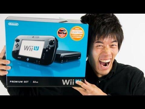弟が次世代ゲーム機Wii Uを買ったのでレビューしてみました Wii U Review