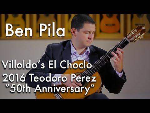 El Choclo - Ben Pila plays Teodoro Perez '50th Anniversary'