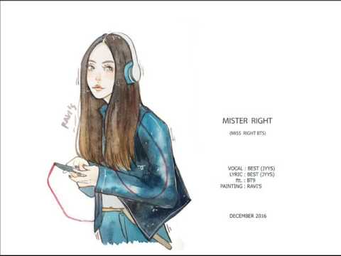 [ BTS miss right THAI ver.] -MISTER RIGHT by Best JYYS