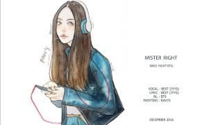 防弾少年団 - MISS RIGHT -Japanese Ver.-