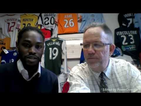 David Williamson Interview (Sneak Preview), Sports Attorney for WilmelSport