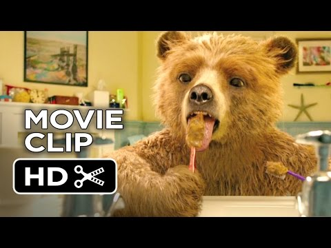 Paddington Movie CLIP - Bathroom (2014) - Sally Hawkins, Hugh Bonneville Movie HD