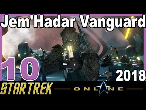 Lets Play Star Trek Online Dominion Faction Jemhadar Vanguard