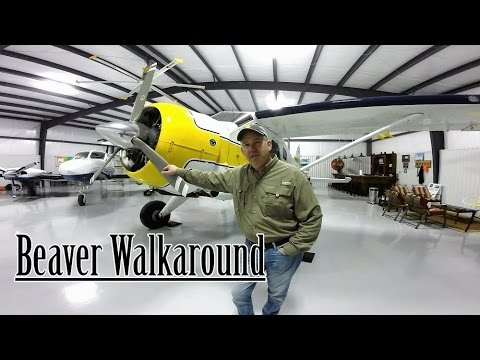 Dehavilland Beaver Walkaround