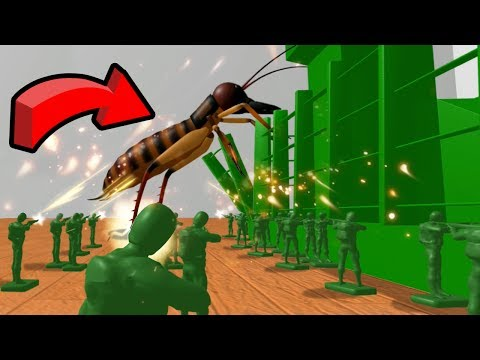 GIANT BUGS ATTACK!!! - Home Wars | Ep1