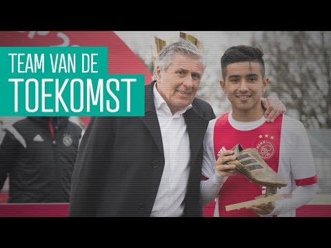 TEAM VAN DE TOEKOMST #7 - Naci Ünüvar | Ajax O16