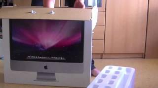 Unboxing - Installatie - iMac - Deel 1/2