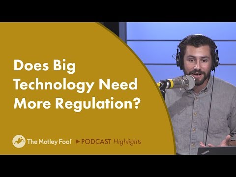 Does Big Technology Need More Regulation?
