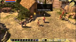 Titan Quest Gameplay PC HD