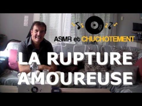 ASMR Français -  La rupture amoureuse