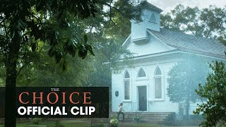 "The Choice (2016 Movie - Nicholas Sparks) Official Clip – ""Miracle Worker"""