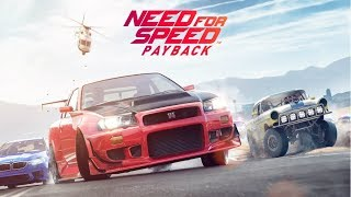 Need for Speed™ Payback Mission SkyHammer