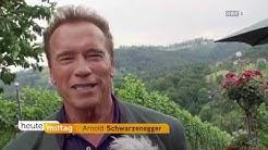 Schwarzenegger wird 70 : Feier beim Weinbauern