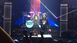 Ozzy Osbourne - Live in Denver, CO 2018 - Paranoid