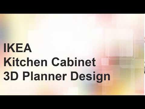 Ikea Kitchen Cabinet 3D Planner Design