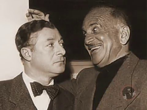 Al Jolson & George Jessel on Kraft Music Hall March 24, 1949  video podcast