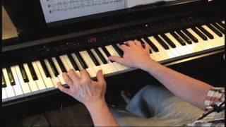The Rain In Spain - My Fair Lady - Piano