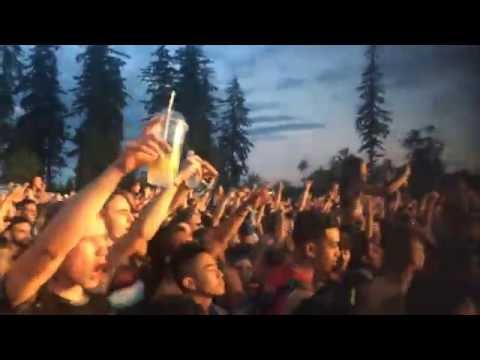 FVDED in the Park 2016 Day 1 Surrey, BC