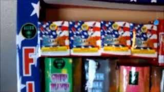 Firework Assorment Unboxing (All American Blockbuster)