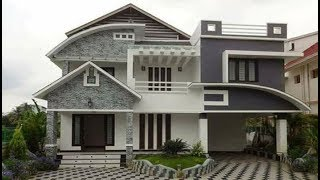 Small Modern House 1300 Sft For 13 Lakh | Elevation | Interior | Design
