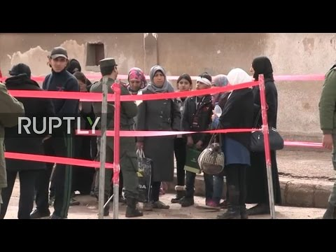 LIVE: Syria opposition forces to leave last neighbourhood th