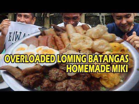 OVERLOADED LOMING BATANGAS | HOMEMADE MIKI