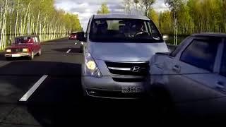Авария на дороге - НЕ Торопись Август 2018 года№11
