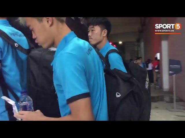 Cập nhật tình hình chấn thương của U23 Việt Nam